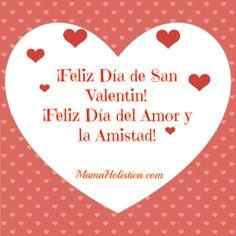 ¡¡¡Feliz Día del Amor y la Amistad!!!❤️❤️❤️... #SanValentin #MamaHolistica