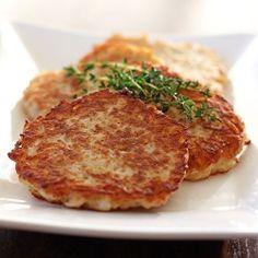German potato cakes…so delicious