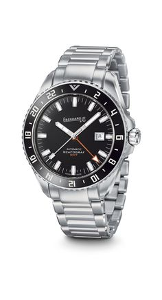 Scafograf GMT by Eberhard & Co.