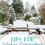 Tips for Winter Composting