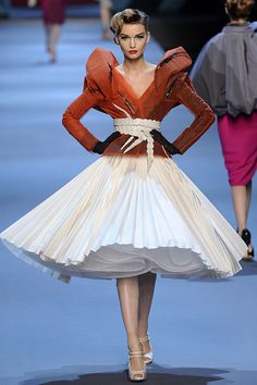Christian Dior Haute Couture | Style Pantry | Christian Dior Haute Couture Spring/Summer 2011