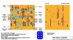 Collection of vero (stripboard) & tagboard layouts for of popular guitar effects, with over 500 verified designs. DIY your own boutique effects! Voltage Divider, Bare Bone, Electronics Basics, Here's The Thing, Guitar Pedals, Centaur, Music Guitar, Led, Bones