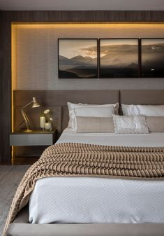 Modern home design – Home Decor Interior Designs Bedroom Bed Design, Modern Master Bedroom, Bedroom Furniture, Bedroom Decor, Luxurious Bedrooms, Modern House Design, Couches, Decoration, Interior Design