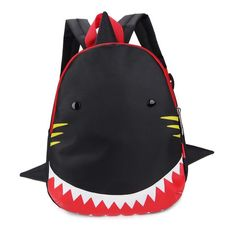 Shark Backpack - Various Colors