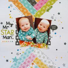 My+Mr+Star+Man - Scrapbook.com