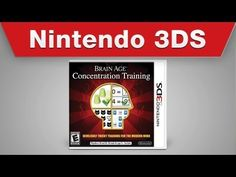 Brain Age Concentration Training (3DS CIA) - http://madloader.com/brain-age-concentration-training-3ds-cia/