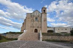 Convento de Yanhuitlán, Oaxaca.