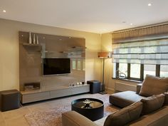 Image result for tv on high wall