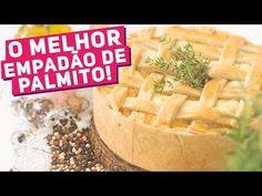 Ei! Quem ai ama empadão levanta a mão!!!!! Empadão é uma das minhas tortas favoritas, pode ser feita com todos os recheios, tem uma massa simples que
