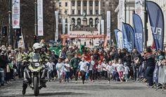 Kvart år inviterar Idrottslaget i BUL til Asics Sentrumsløpet i Oslos gater. Delta på 5 km,10 km og Sentrumsløpet For Barn!