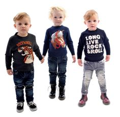 Rock Your Baby – Funky Australian Kids Label for Prematurely Hip – FW14 Collection