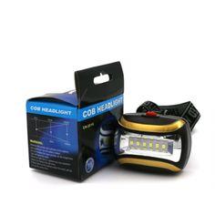 Налобный фонарь 6 светодиодов 3 режима
