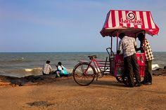 Ice cream, Pondicherry