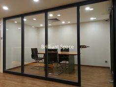Glass System Wall 中港城投資公司 5