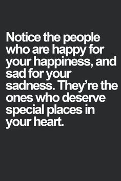 special people deserve the special places in our hearts