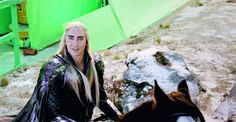 "thranduilings: "" ""this man is everything and it feels like i've been blessed "" """