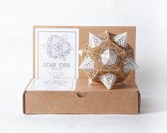 Star Orb Model Kit – The Colossal Shop