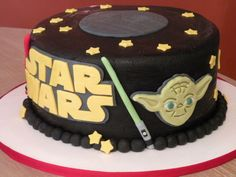 star wars cake - CakesDecor
