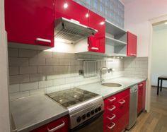 1 bedroom apartment for rent, Polská, Prague Vinohrady Prague, Flat Rent, Apartments, Kitchen Cabinets, Boutique, Bedroom, Home Decor, Decoration Home, Room Decor