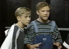 Ryan Gosling and Justin Timberlake on MMC
