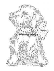 Los patrones de bordado | Primrose Diseño