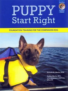 An excellent book for new puppy owners! Our puppy class uses this book and we love it!