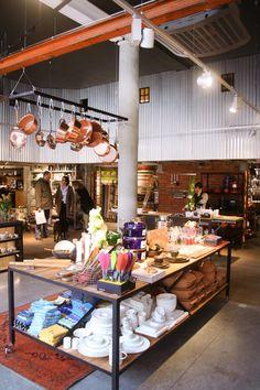 Cooking store Kookwinkel Bianca Bonte. Oostburg, The Netherlands