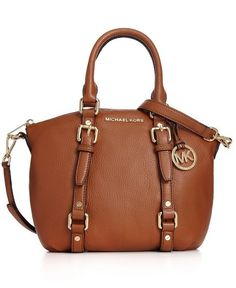 Michael Kors Leather Chain Tote Vanilla MK 1010  help you tonight   .    ..  Why is this us..  ..   .