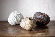 by Ann-Charlotte Ohlsson Porcelain Ceramics, Ceramic Pottery, Pottery Art, Pottery Sculpture, Sculpture Clay, Organic Ceramics, Contemporary Ceramics, Ceramic Artists, Art Object