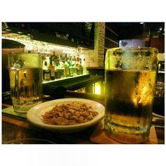 カミさんとちょっと寄り道。#dinner and #drink w/ my wife. #sanmig #light #beer#philippines#ビール#フィリピン
