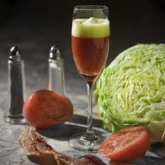 The BLT, drinking your lunch, not sure about this one!