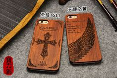 2016 Newest luxury smooth real Bamboo Wood  Hard PC Back Cover Case For Apple iPhone 5S 5 embossed pattern Wooden Cover #>=#>=#>=#>=#> Click on the pin to check out discount price, color, size, shipping, etc. Save and like it!
