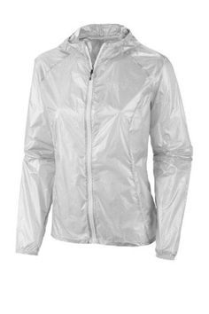 Mountain Hardwear Ghost Whisperer Hooded Jacket, $165; mountainhardwear.com