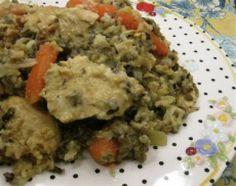 The 10 Best Crock-Pot Chicken Recipes: Crockpot Chicken Wild Rice Casserole