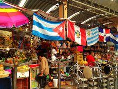 Los 10 mercados que todos deben conocer en la Ciudad de México #CDMX  Hello DF - La Ciudad de México es una de las…