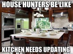 House hunters be crazy!