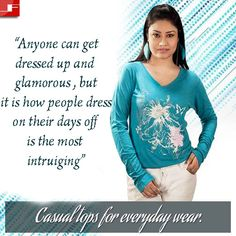 Funkred Daily Fashion!! Casual clothing is fundamental to any woman's wardrobe. Whether you prefer to relax in a simple day dress or a pair of jeans and sweatshirt, you're sure to look your best on off-duty days, with Funkred's range of Women casual wear.  Shop Now ->http://bit.ly/1b0nZ6M