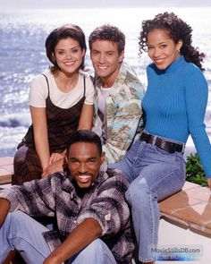 Sunset Beach promo shot of Susan Ward, Jason George and others Virginia, Eddie Cibrian, Nbc Tv, Newest Tv Shows, Jane The Virgin, Love Movie, Breaking Bad, Sunset Beach, Childhood Memories