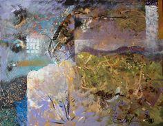 «Paysage» fait partie d'une collection privée aux iles vierges.