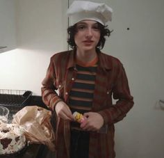 Haha!! This was the Cooking with Finn Wolfhard video that SuperMega made... and let me tell you...
