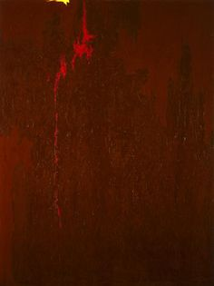 Clyfford Still, 1951-N.  Art Experience NYC  www.artexperiencenyc.com/social_login/?utm_source=pinterest_medium=pins_content=pinterest_pins_campaign=pinterest_initial
