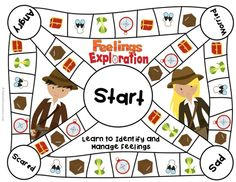 NEW: Feelings Exploration Game - The Helpful Counselor | The Helpful Counselor