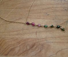 nice DIY Bijoux - Wire-Wrapping With Beads: How to Make a Wire-Wrapped Chain Link