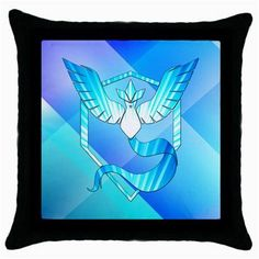 Team Mystic Pokemon Go Throw Pillowcase Birthday Gift Ideas via Greatest Gift