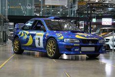 Já imaginou comprar o Subaru Impreza WRC que Colin McRae pilotou no Rali Monte Carlo em 1997?