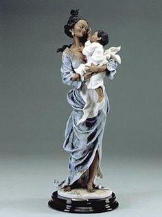 Giuseppe Armani Magic Touch - Ltd. Ed. 5000  0385C $995.00. #GiuseppeArmani #Figurine.