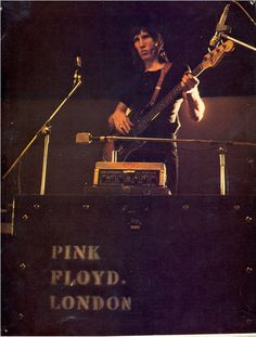 "lucy-pepper: "" Roger Waters. Pink Floyd. London. """