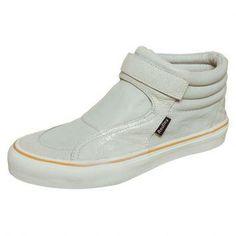 Bota Velcro Off-White – Redley