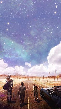 Final Fantasy XV... This game was so heart wrenching!... ignis stupeo scientia | Tumblr