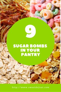 Sugar hides in the most unlikely places! Some of the biggest culprits are the staples you've been stocking up in your pantry for years. Ready for a pantry overhaul? Stop Sugar Cravings, Foods To Avoid, Crackers, Pantry, Healthy, Breakfast, Places, Sweet, Pantry Room